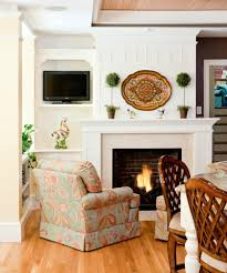 Living Room Red Brick Fireplace Jetton Swivel Glider Chairs Living Room Traditional With Red Brick
