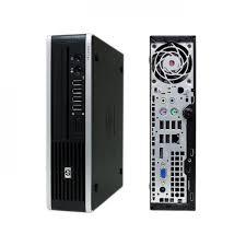 compaq pc bureau ordinateur de bureau hp compaq 8000 ultra slim desktop