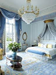 Blue And Gold Home Decor Hotel Decor The Most Gorgeous Rooms Around The Globe Monaco