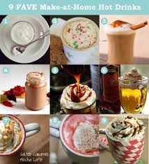 At Home Diys by 9 Favourite Diy Make At Home Drinks The Diy Mommy
