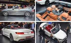 mercedes s550 amg price 2017 mercedes s550 mercedes amg s63 cabriolet photos and