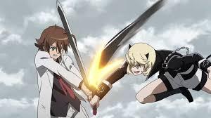 anime wallpapers girls sword fighting how not to animate sword fights episode 8 of akame ga kiru