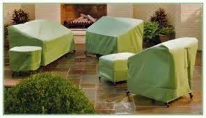 Custom Made Patio Furniture Covers by Industex