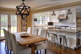 dining room and kitchen combined ideas the barn home dining room