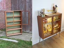 how to diy cabinet how to diy a retro mid century cocktail cabinet for your