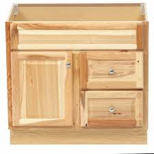 Wood Bathroom Vanities Cabinets by Unfinished Vanities Without Tops Bathroom Vanities The Home