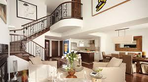 escalier entre cuisine et salon escalier dans cuisine beautiful laissezvous merveiller par nos ides