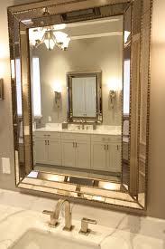 framed bathroom mirrors brushed nickel bathroom vanity mirrors brushed nickel neoteric design inspiration