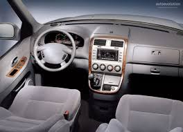 2002 kia sedona information and photos momentcar