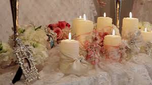 feminine romantic wedding reception decor inspiration youtube