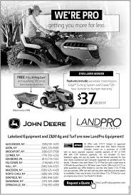 landpro equipment we u0027re pro services ads from arcade pennysaver