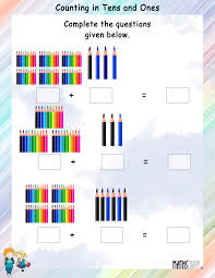 counting in tens and ones mathsdiary com