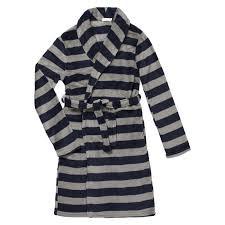 robe de chambre garcon epop boys robe de chambre enfant garçon marine et gris achat