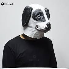 latex masks halloween online buy wholesale dog mask halloween from china dog mask