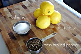 simply scratch homemade lemon pepper seasoning simply scratch