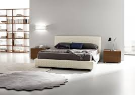 High End Contemporary Bedroom Furniture Lacquered Made In Spain Wood High End Platform Bed Jacksonville