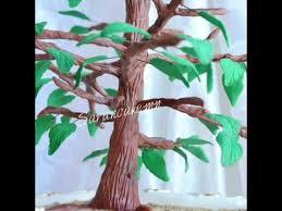 sarancake fondant cake tree mongolia