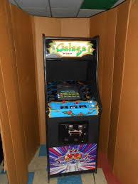 Galaga Arcade Cabinet The Classics Pac Man