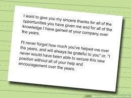 8 best resignation letter images on pinterest career career