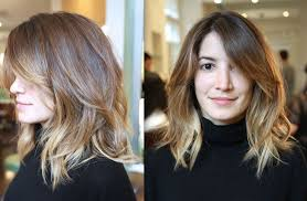 medium length hairstyles for thick hair length hairstyles for thick hair