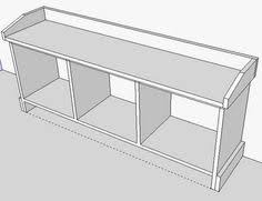 how to build an entry bench with cubbies and hooks part one