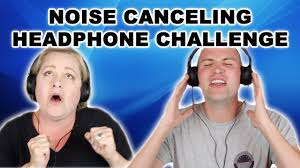 Challenge Alx Noise Canceling Headphone Challenge W Alx