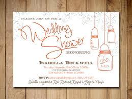 words for bridal shower invitation jar wedding shower invitation bridal shower word template