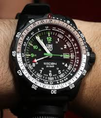 luminox recon nav spc and point man watches hands on ablogtowatch