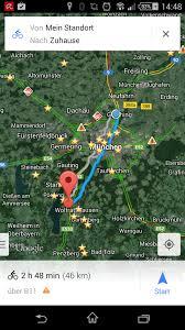 Google De Maps Google Maps Update Für Android Mit Höhenprofil U203a Pocketnavigation