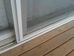 Replacing Patio Door Amazing Of Repair Patio Screen Door Sliding Patio Door Rollers