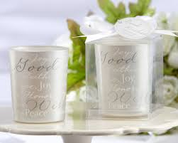 candle wedding favors ideas for diy wedding favors cherry