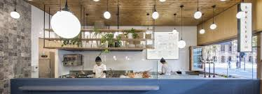 Designing A House Arc Studio Designs An Off Beat Fish And Chip Bar With A Japanese Twist