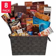 gourmet food gift baskets costco