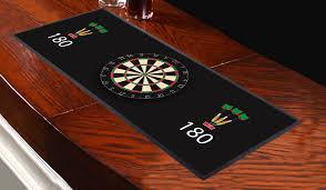 darts 180 design bar runner great for home bar shop cocktail party