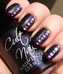 22 nice pictures of nail designs with rhinestones u2013 slybury com