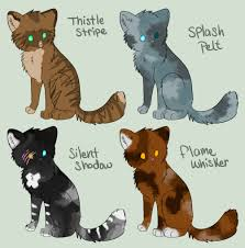 mustang cat warrior cat adopts 1 closed by mustang adopts on deviantart