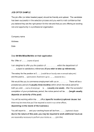 Authorization Letter Sample Claim Salary 44 fantastic offer letter templates employment counter offer job