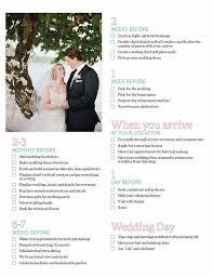 Wedding Planning For Dummies The Ultimate Destination Wedding Checklist Mywedding