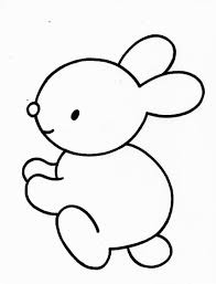 rabbit coloring pages coloring pages for kids
