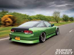 nissan 180sx modified nissan 180sx score super street magazine
