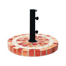 Orange Patio Umbrella by Umbrella Stands Patio U0026 Outdoor Umbrella Bases At Ace Hardware