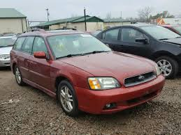 burgundy subaru legacy auto auction ended on vin 4s3bh646335306748 2003 subaru legacy in