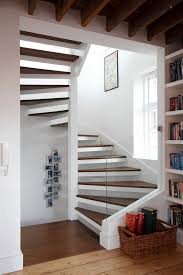 space saving stairs staircase contemporary with architecture
