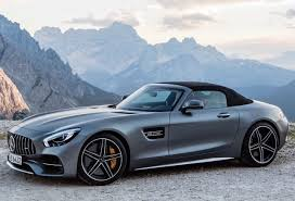 top 5 things to know about the 2018 mercedes amg gt c roadster