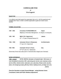Good Objective Statements For Resumes Berathen Com - great resume objectives 3 good objective statement berathen com and