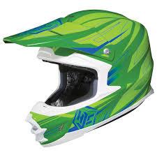 green motocross helmet hjc fg x talon helmet jafrum