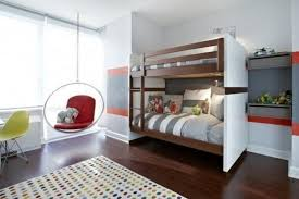 Kids Bedroom Furniture Bunk Beds Modern Bunk Beds Offering Attractive Space Sacing Ideas For Large