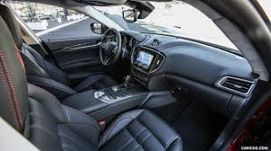 maserati ghibli interior 2017 maserati ghibli sq4 sport package interior hd wallpaper 34