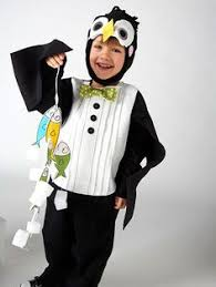 diy penguin costume halloween pinterest penguin costume