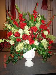 Silk Flowers Arrangements - simply elegant weddings flower arrangements